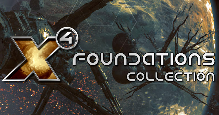 X4 Foundations Collection